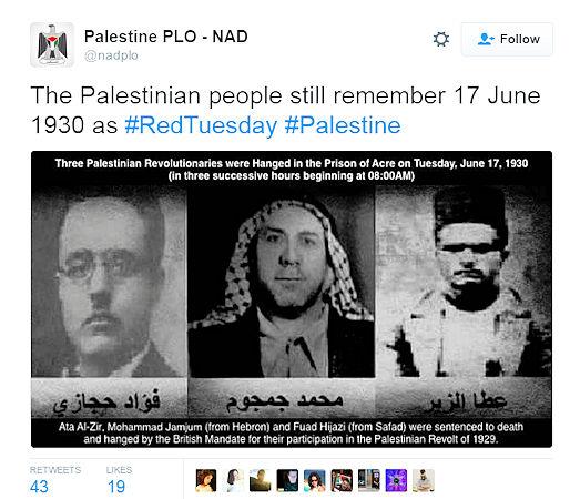 PLO-revolte