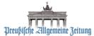 Preussische Allgemeine Zeitung